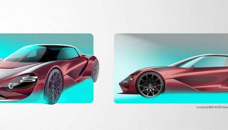 Alfa Romeo 33 Stradale del futuro, il rendering - Foto 4 di 6