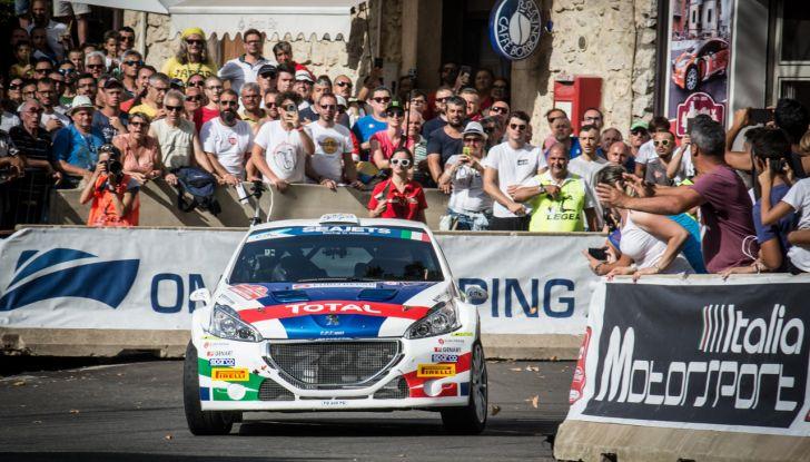 Rally di Roma- il commento dei piloti Peugeot - Foto 1 di 3