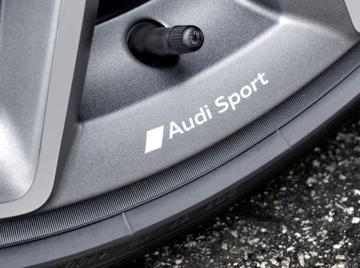 Nuova Audi TT 2018, il restyling per celebrare i 20 anni di produzione - Foto 22 di 34