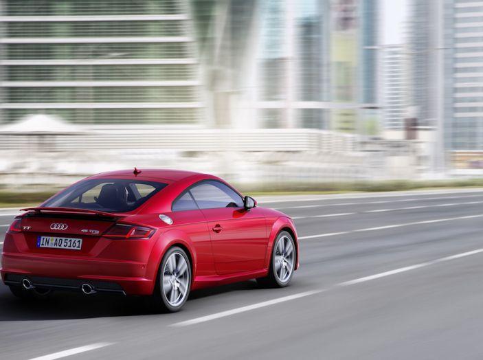 Nuova Audi TT 2018, il restyling per celebrare i 20 anni di produzione - Foto 27 di 34