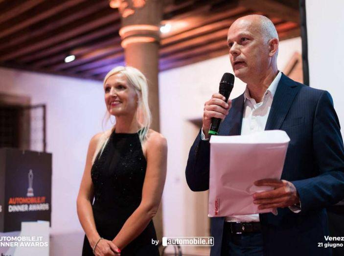 Automobile.it Dinner Awards vincono i concessionari Trivellato, AutoItalia, Tomasi e Guidi - Foto 10 di 11