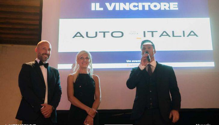 Automobile.it Dinner Awards vincono i concessionari Trivellato, AutoItalia, Tomasi e Guidi - Foto 6 di 11