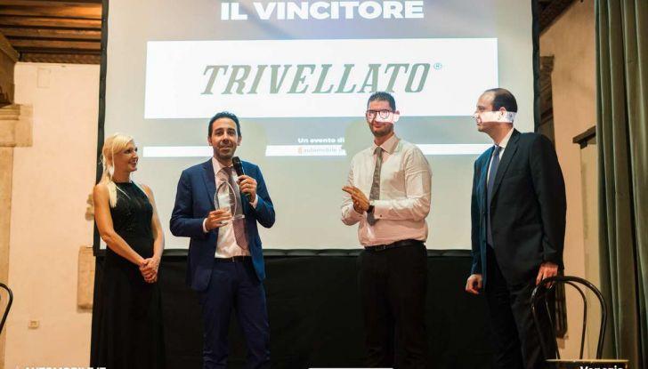 Automobile.it Dinner Awards vincono i concessionari Trivellato, AutoItalia, Tomasi e Guidi - Foto 1 di 11