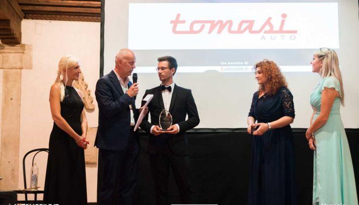 Automobile.it Dinner Awards vincono i concessionari Trivellato, AutoItalia, Tomasi e Guidi - Foto 2 di 11