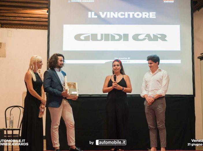 Automobile.it Dinner Awards vincono i concessionari Trivellato, AutoItalia, Tomasi e Guidi - Foto 7 di 11