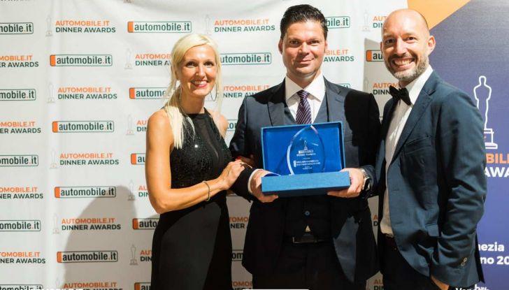 Automobile.it Dinner Awards vincono i concessionari Trivellato, AutoItalia, Tomasi e Guidi - Foto 8 di 11