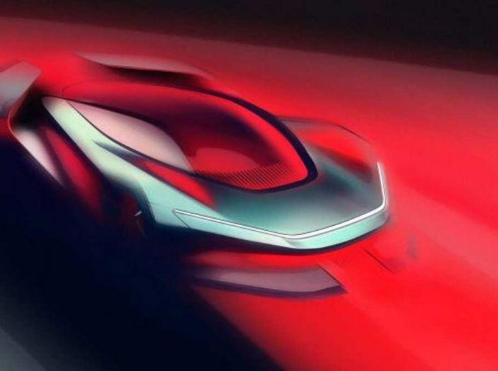 Automobili Pininfarina PF0 debutta nel 2020 la supercar elettrica - Foto 3 di 7