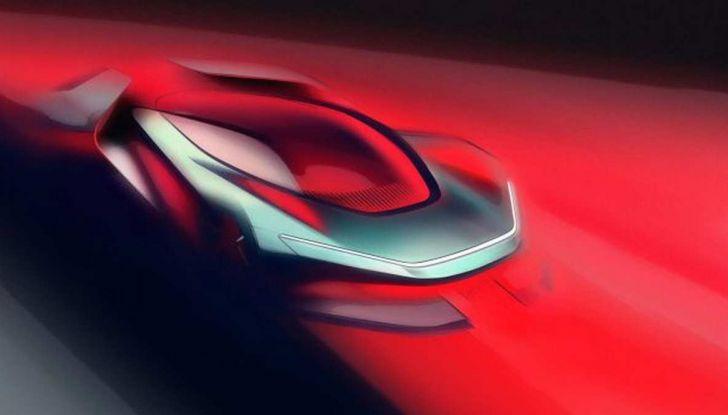 Automobili Pininfarina PF0 debutta nel 2020 la supercar elettrica - Foto 7 di 11