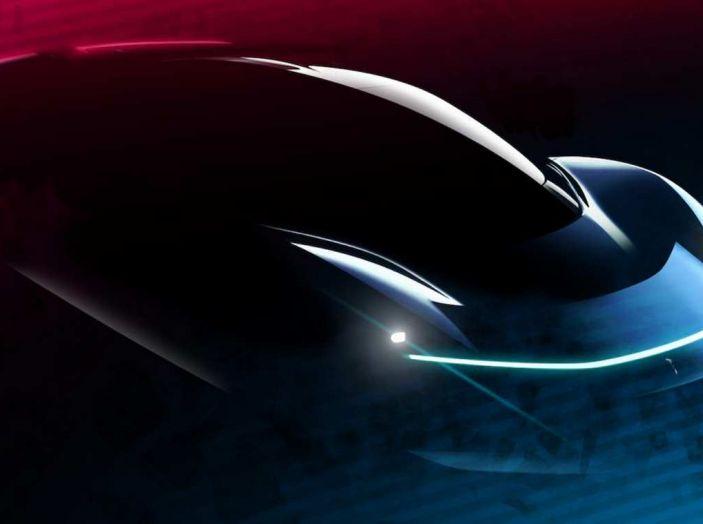 Automobili Pininfarina PF0 debutta nel 2020 la supercar elettrica - Foto 2 di 7
