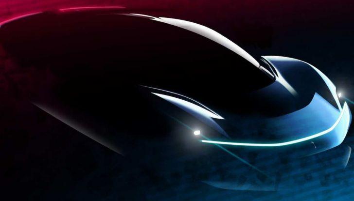 Automobili Pininfarina PF0 debutta nel 2020 la supercar elettrica - Foto 6 di 11