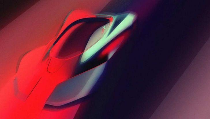 Automobili Pininfarina PF0 debutta nel 2020 la supercar elettrica - Foto 8 di 11