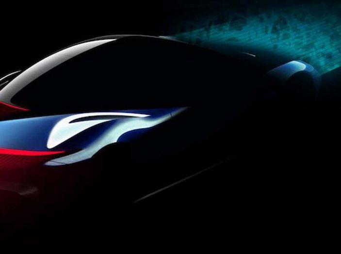 Automobili Pininfarina PF0 debutta nel 2020 la supercar elettrica - Foto 5 di 7