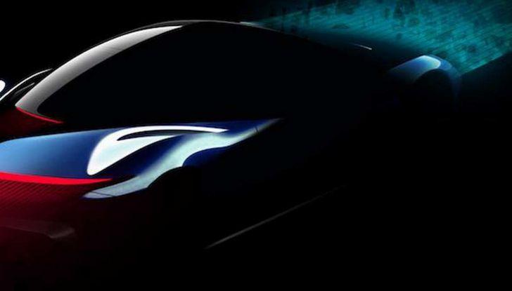 Automobili Pininfarina PF0 debutta nel 2020 la supercar elettrica - Foto 9 di 11