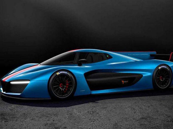 Automobili Pininfarina PF0 debutta nel 2020 la supercar elettrica - Foto 1 di 7