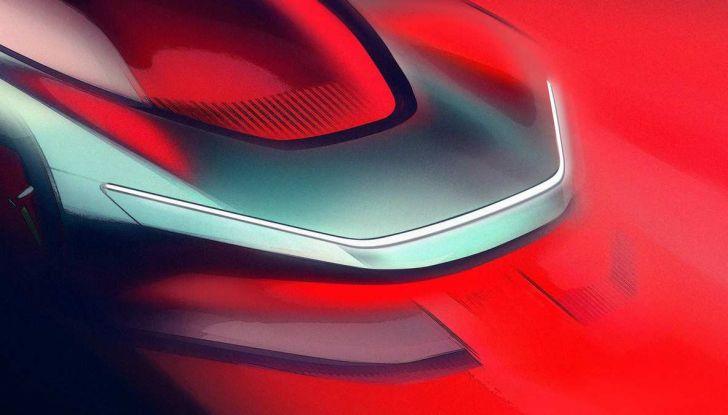 Automobili Pininfarina PF0 debutta nel 2020 la supercar elettrica - Foto 11 di 11