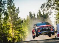WRC Finlandia 2018: la sfida di Ostberg fino all'ultima speciale