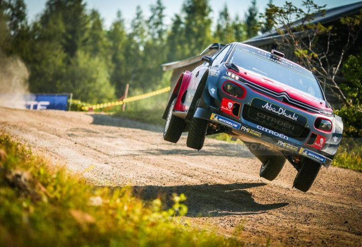 WRC Finlandia 2018 – Giorno 1: Mads Ostberg in lotta per il primo posto - Foto 1 di 1