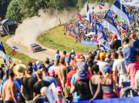 WRC Finlandia 2018 - Giorno 2: Mads Ostberg conclude al secondo posto