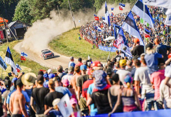 WRC Finlandia 2018 – Giorno 2: Mads Ostberg conclude al secondo posto - Foto 1 di 1