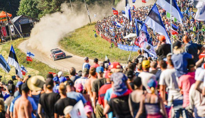 WRC Finlandia 2018 – Giorno 2: Mads Ostberg conclude al secondo posto - Foto  di