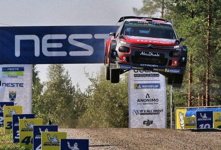 WRC Finlandia 2018 – Giorno3: un eccellente secondo posto per Mads Ostberg - Foto 1 di 1