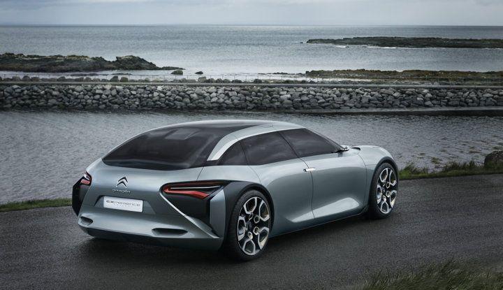 Citroën e la sfida dell'aria - Foto 6 di 10