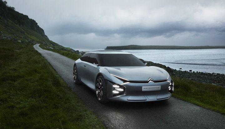 Citroën e la sfida dell'aria - Foto 5 di 10