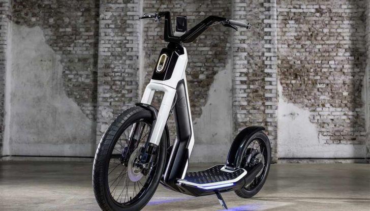 Il car sharing elettrico Volkswagen debutta nel 2019 - Foto 9 di 10