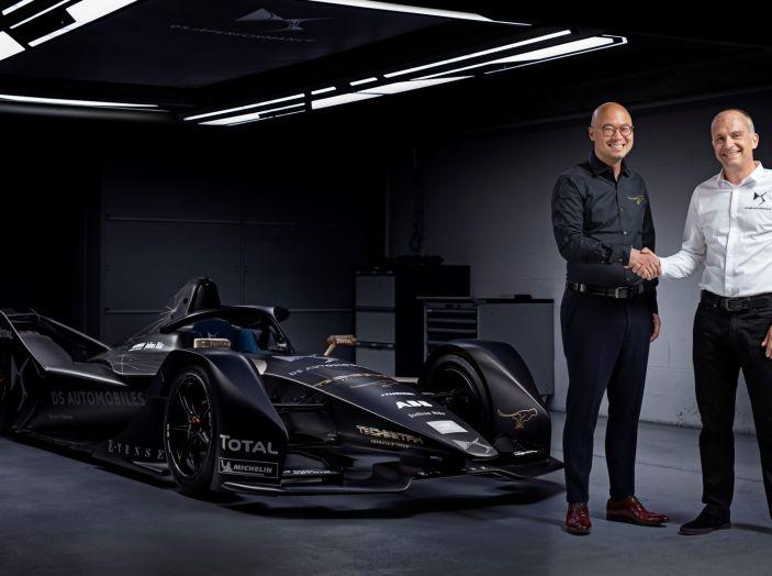 Nuova partnership tra DS Automobiles e Techeetah - Foto 1 di 1