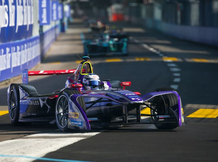Sam Bird e DS Virgin Racing si giocano il titolo a New York - Foto 2 di 2