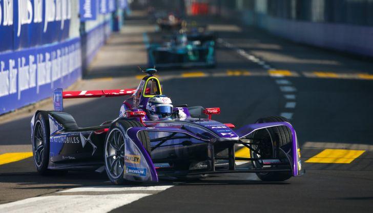 Sam Bird e DS Virgin Racing si giocano il titolo a New York - Foto 2 di 2