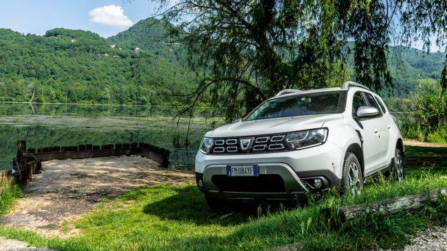 Nuova Dacia Duster 2018: Prova dell'1.5 dCi da 110CV e 4x4