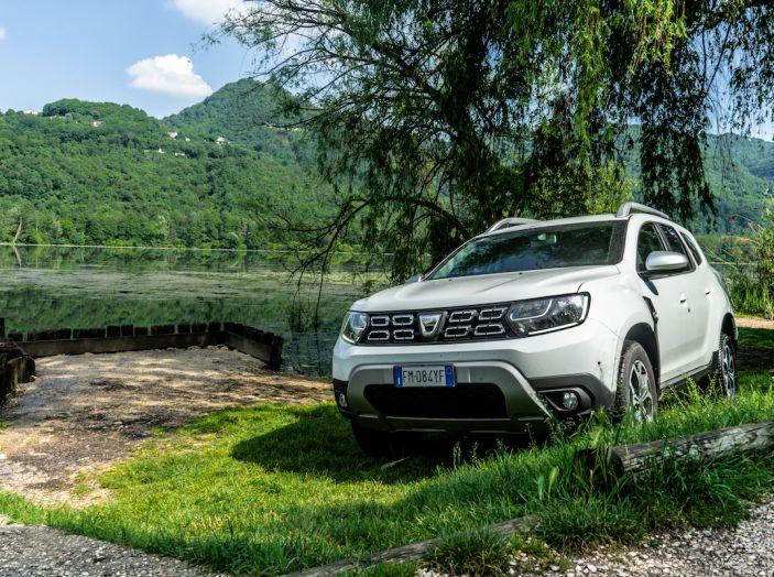 Nuova Dacia Duster 2018: Prova dell'1.5 dCi da 110CV e 4×4