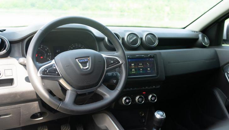 Nuova Dacia Duster 2018: Prova dell'1.5 dCi da 110CV e 4×4 - Foto 14 di 18