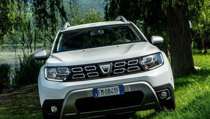 Nuova Dacia Duster 2018: Prova dell'1.5 dCi da 110CV e 4×4 - Foto 2 di 18