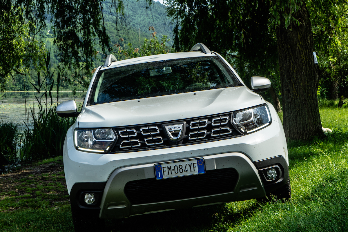 Dacia Duster 2018 frontale