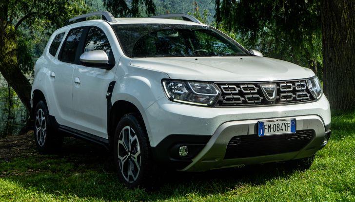 Nuova Dacia Duster 2018: Prova dell'1.5 dCi da 110CV e 4×4 - Foto 4 di 18