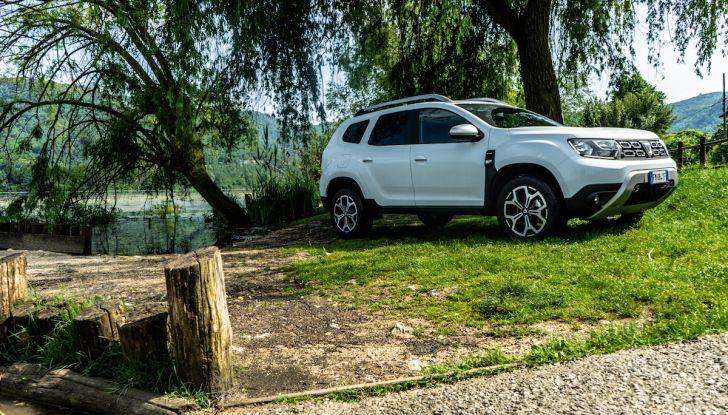 Nuova Dacia Duster 2018: Prova dell'1.5 dCi da 110CV e 4×4 - Foto 5 di 18