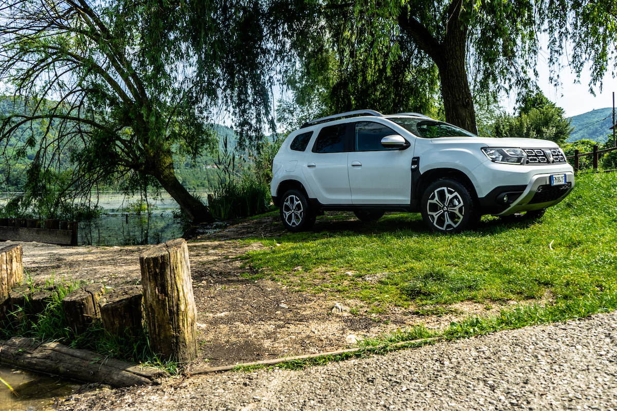 Dacia Duster 2018 Test Drive