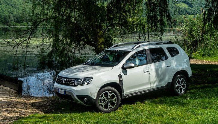 Nuova Dacia Duster 2018: Prova dell'1.5 dCi da 110CV e 4×4 - Foto 6 di 18