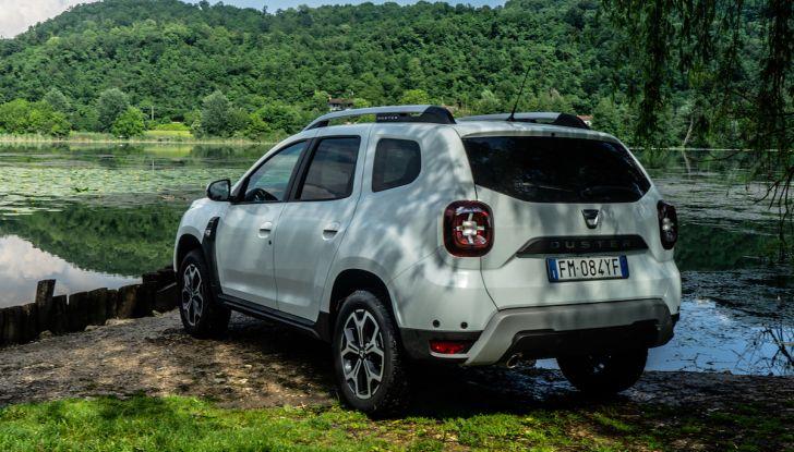 Nuova Dacia Duster 2018: Prova dell'1.5 dCi da 110CV e 4×4 - Foto 8 di 18