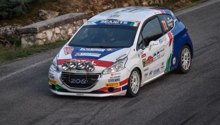Rally di Roma- il commento dei piloti Peugeot - Foto 2 di 3