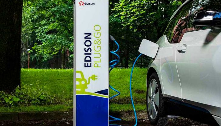 Edison Plug&Go, il noleggio a lungo termine di auto elettriche - Foto 1 di 7