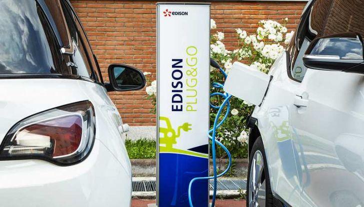 Edison Plug&Go, il noleggio a lungo termine di auto elettriche - Foto 3 di 7