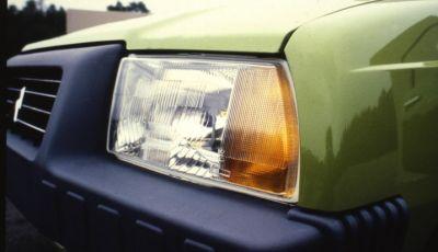 Citroën VISA: la presentazione e i primi anni