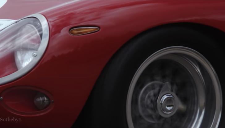 Ferrari 250 GTO del 1962: all'asta l'auto più costosa di tutti i tempi - Foto 11 di 15