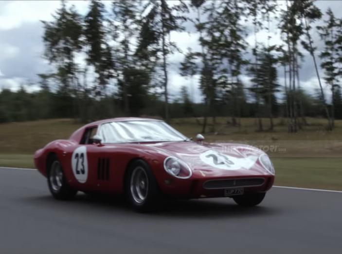 Ferrari 250 GTO del 1962: all'asta l'auto più costosa di tutti i tempi - Foto 7 di 15