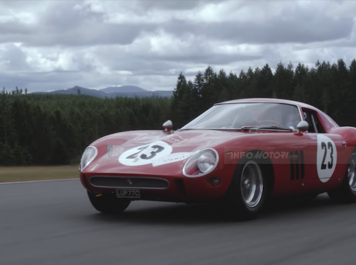 Ferrari 250 GTO del 1962: all'asta l'auto più costosa di tutti i tempi - Foto 12 di 15