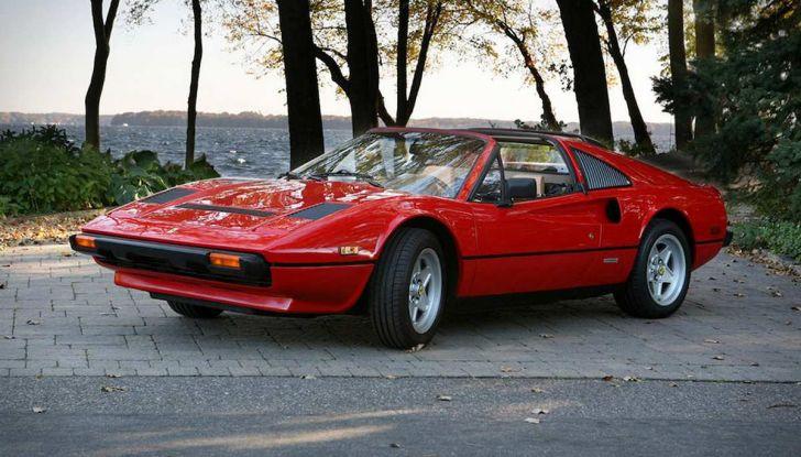 La Ferrari 308 GTS di Magnum P.I.: un'icona degli anni '80 - Foto 5 di 10