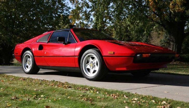 La Ferrari 308 GTS di Magnum P.I.: un'icona degli anni '80 - Foto 7 di 10